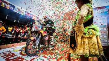 Dakar: KTM vs. Honda: a thrilling battle at the Dakar