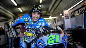 MotoGP: Morbidelli: so exciting to ride with Rossi and Marquez!