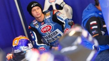 SBK: Van Der Mark: no MotoGP, for now
