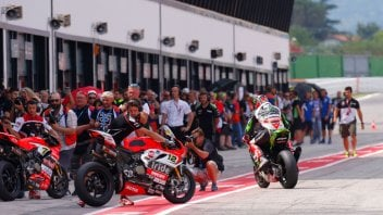 SBK: Portimão: Last call before flying to Phillip Island