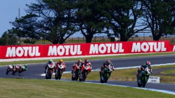 SBK: The format changes: four free practice sessions in 2018