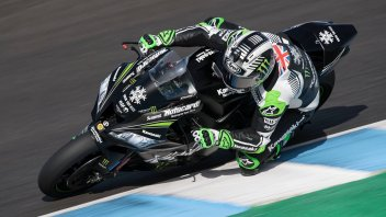 SBK: Jerez tests: Rea and Kawasaki unstoppable, Melandri 3rd