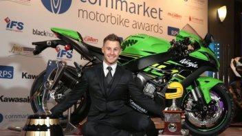 SBK: Johnny Rea nominato pilota irlandese dell'anno