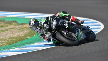 SBK: Rea uncatchable at Jerez, Lowes 2nd, Melandri 4th