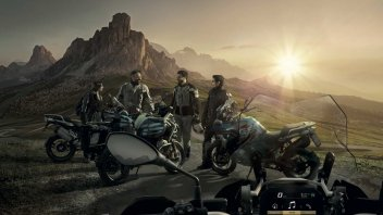 News Prodotto: Al via il Connected Season BMW Motorrad 2018