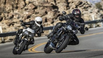 Moto - News: Triumph Speed Triple S ed RS 2018