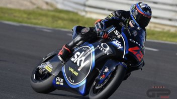 Moto2: Test: a Jerez Bagnaia guida l'armata azzurra
