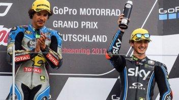Moto2: Bagnaia & C. Erede di Morbidelli cercasi