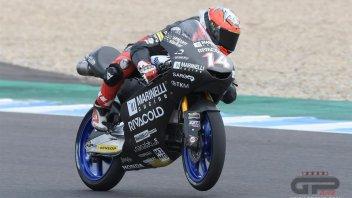 Moto3: Test: L'Italia sogna a Jerez con Arbolino e Bastianini
