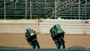 Moto3: Bastianini da record nei test di Jerez