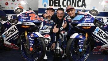 Moto3: Team Gresini: Di Giannantonio e Martin per vincere
