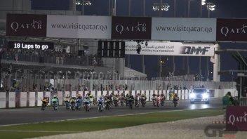 Moto3: Gli italiani sognano la carriera di Dovizioso