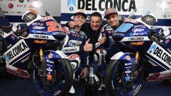 Moto3: Team Gresini: Di Giannantonio and Martin to win