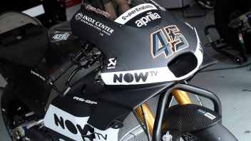 MotoGP: Aprilia in the wind tunnel: new fairing in Qatar