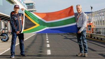 MotoGP: Ballington puts South Africa on the map of legends