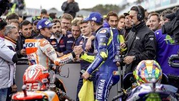 MotoGP: Marquez: Valentino? a 39 anni nessuno come lui