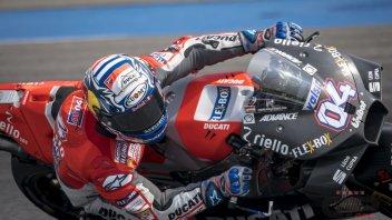 MotoGP: Dovizioso: la GP18 è la migliore Ducati di sempre