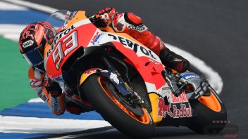 MotoGP: Marquez will not settle: at Losail another step forward is needed