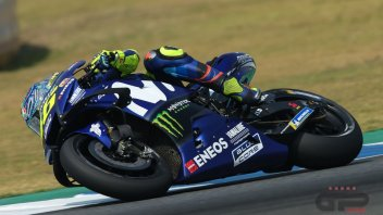 "MotoGP: Rossi: ""With the Yamaha it's like playing cards"""