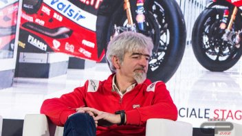 MotoGP: Dall'Igna: the new Ducati fairing in Thailand