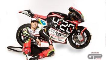 MotoGP: Granado: voglio seguire le orme di Alex Barros