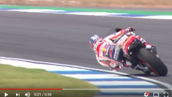 MotoGP: A lap at Buriram with Marquez and Pedrosa