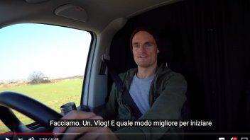 MotoGP: Chaz Davies: il mio primo VLOG