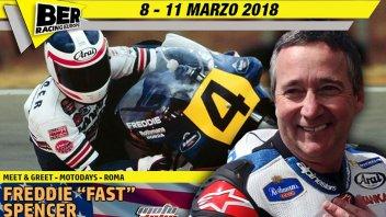 MotoGP: Freddie Spencer e Arai, binomio inscindibile a Roma