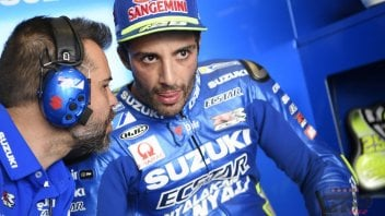 MotoGP: Iannone: I'm faster on used tyres than on new
