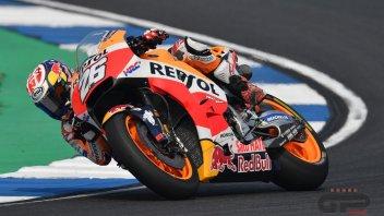 MotoGP: Pedrosa batte Marquez, 2° Zarco con la Yamaha 'sbagliata'