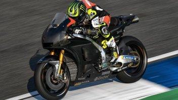 MotoGP: Test: buona la prima per Crutchlow in Thailandia