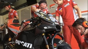 MotoGP: The new fairing: Ducati hones their wings