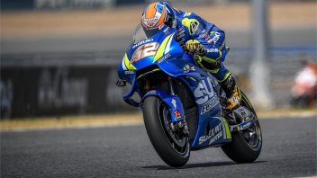 MotoGP: Rins: The 2nd place time? I just wanted to learn the track