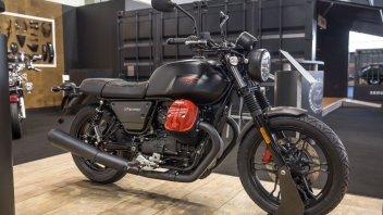 News Prodotto: Moto Guzzi: in concessionaria la speciale V7 III Carbon