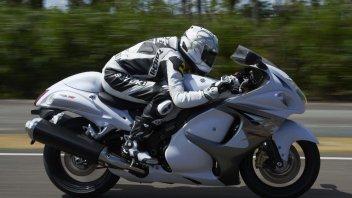 Moto - News: Suzuki: torna la Hayabusa nel 2019