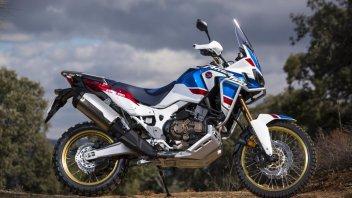 News Prodotto: Honda Africa Twin 'Adventure Sports': trentenne maggiorata