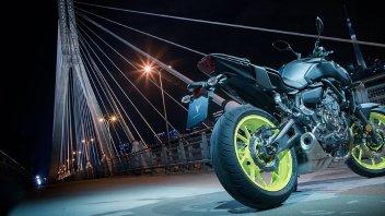 News Prodotto: Yamaha MT-07 2018: svelato il prezzo. 6.790 euro f.c.