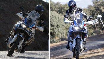 Moto - Test: Prova, Honda Africa Twin 'Adventure Sports': padroni del mondo