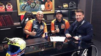 News: Marquez come Cairoli: moto che vince non si cambia!
