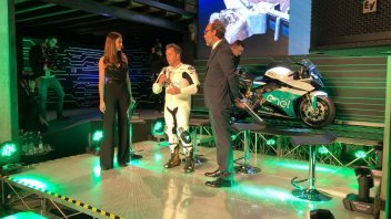 News: Capirossi: Energica? When you accelerate you can't even tell it's electric