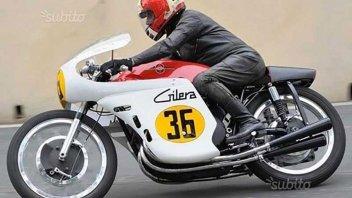 News: 120.000 Euro per la Gilera 500 di Remo Venturi