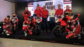 SBK: Aruba Ducati: ultimo assalto al titolo col bicilindrico