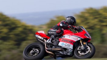 SBK: ASBK, Bayliss a un passo dal podio in Gara 2, vince Maxwell
