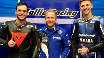 SBK: Sandro Cortese riparte dalla SuperSport con Kallio Racing