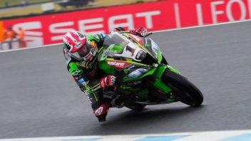 SBK: FP3: Rea fastest, Melandri 6th