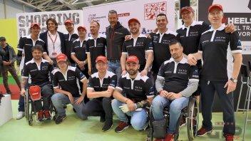 "News: I piloti 'bionici' ""diversamente abili"" a Le Mans e Magni Cours"