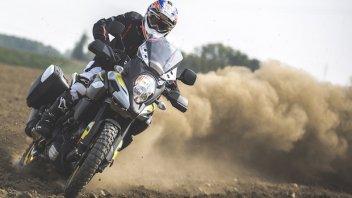 Moto - News: Suzuki V-Strom Academy, arriva la scuola offroad
