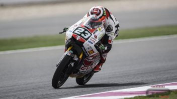 Moto3: FP2: Solo Martin meglio di Antonelli, 3° Bastianini