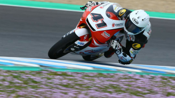Moto3: Atiratphuvapat si prende i riflettori del giovedì a Jerez