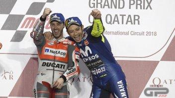MotoGP: GP of Qatar, Race
